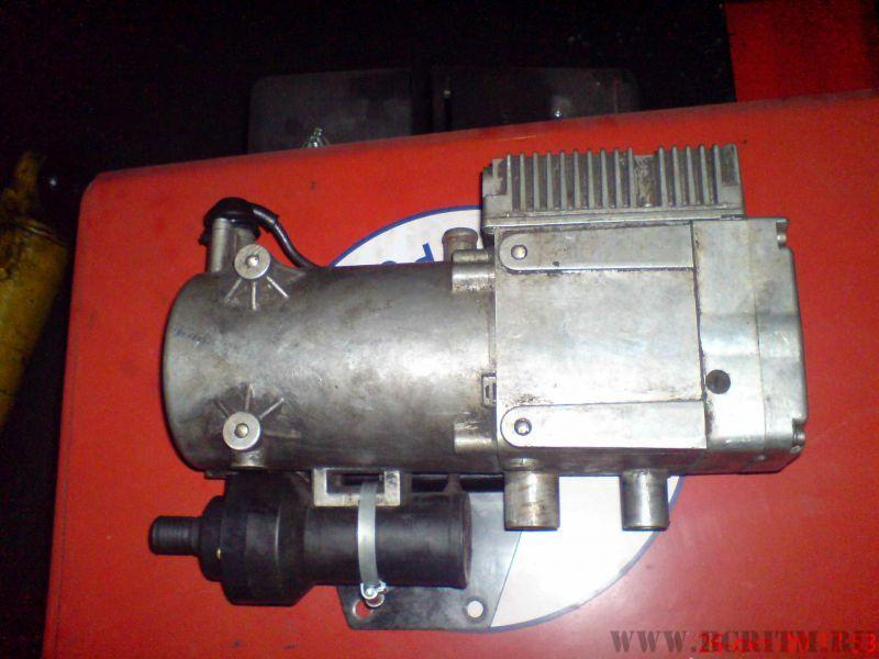 Автономный подогреватель двигателя Hidronic 10