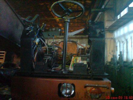 Восстановление электрики экскаватора